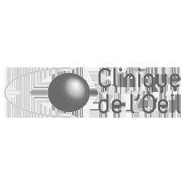 Clinique de l'Oeil - Logo
